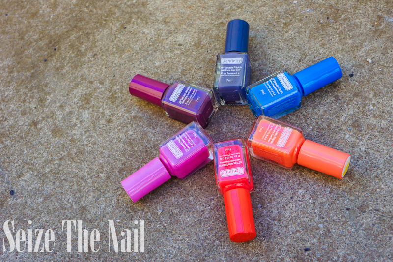 sensinity nail polish