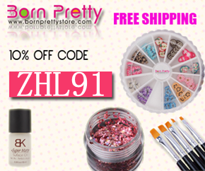 Born Pretty Store Cupon Code